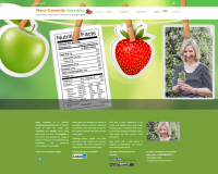 Mary Carmody Nutrition Cork Global Vision Website Design