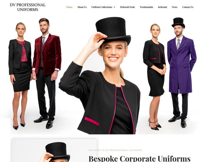 DV Professiona Uniforms Ireland