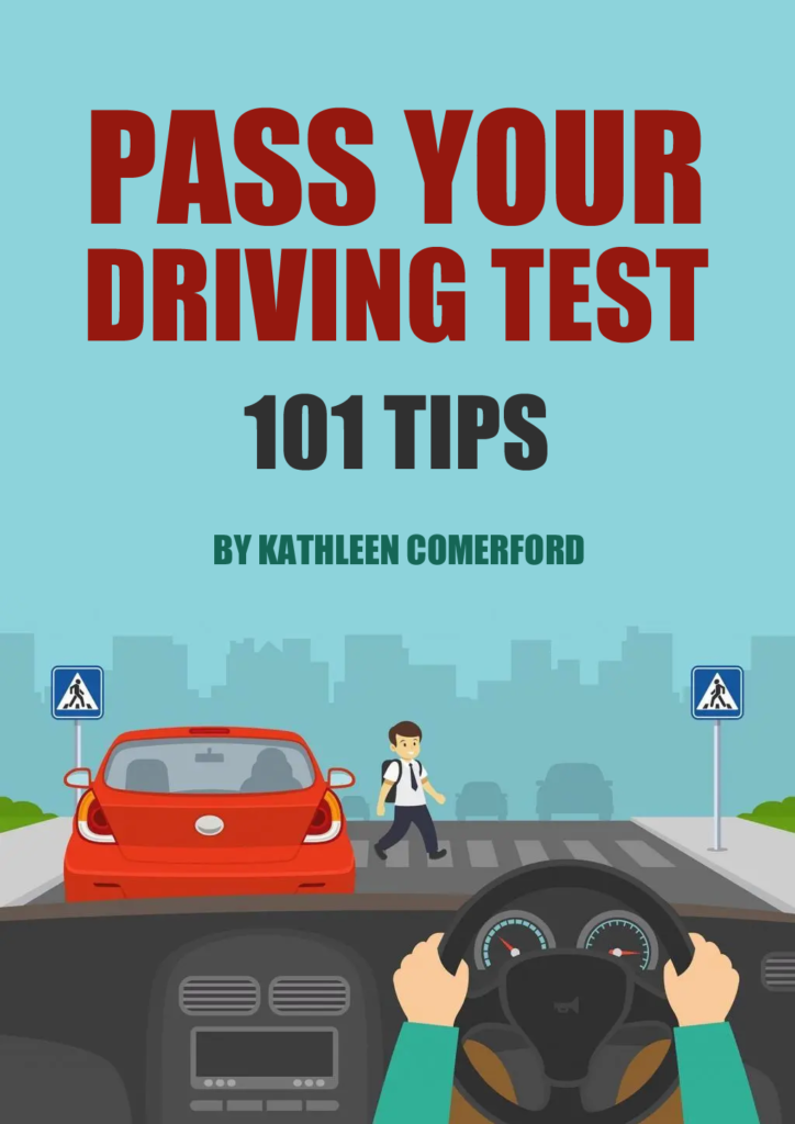 Book Cover 101 Tips Driving Test Ireland