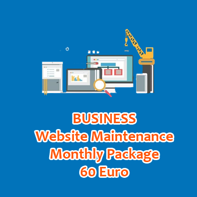 Global Vision Website Design Monthly Maintenance Business
