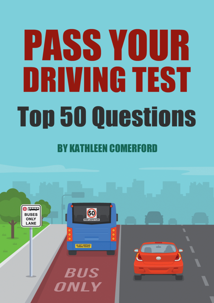 Top 50 Questions Driving Test Ireland